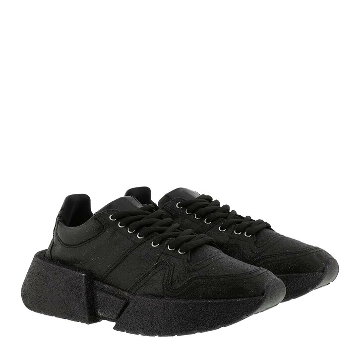 Schuh, MM6 Maison Margiela, Sneakers Black