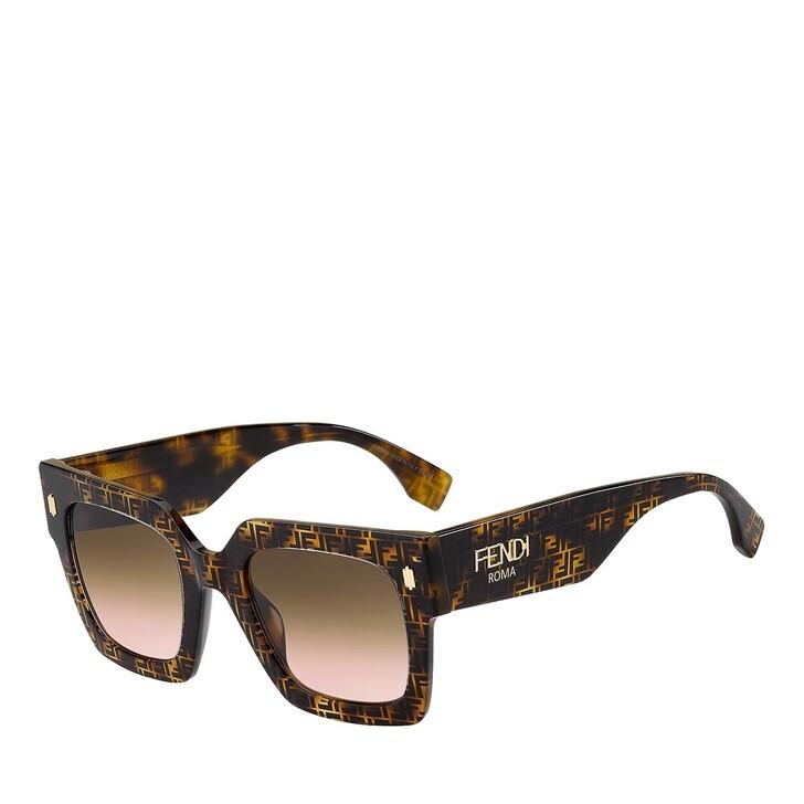 sunglasses, Fendi, FF 0457/G/S HAVANA PATTERN