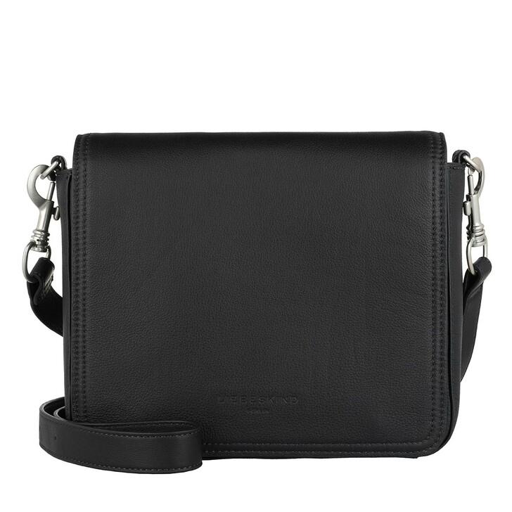 bags, Liebeskind Berlin, Katelyn Medium Crossbody Bag Black