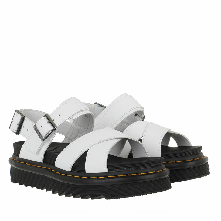 Schuh, Dr. Martens, Voss 2 Hydro Sandal White