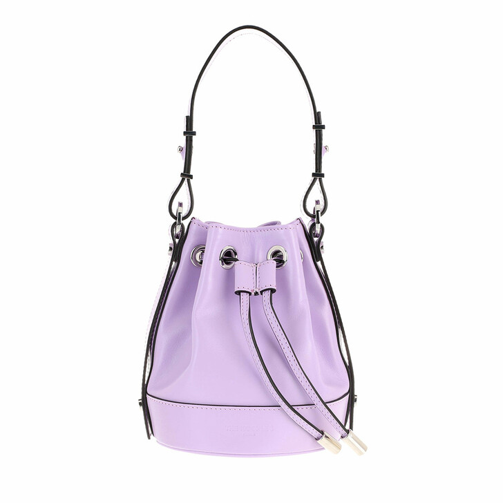 bags, The Kooples, Tina Lisse Bucket Lila