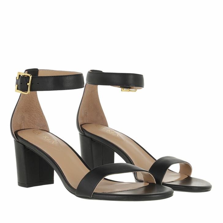 Schuh, Lauren Ralph Lauren, Waverli Sandals Casual Black