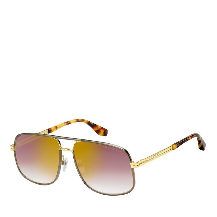 Sonnenbrille, Marc Jacobs, MARC 470/S GOLD HAVANA