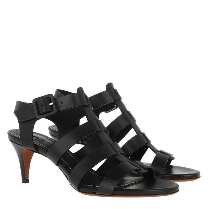 Schuh, Polo Ralph Lauren, Fisherman Sandals Black