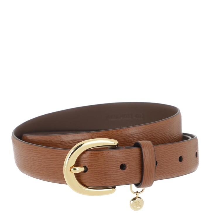 Gürtel, Lauren Ralph Lauren, Charm Classic Belt Medium Tan