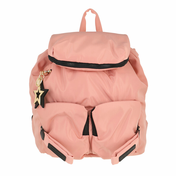 Reisetasche, See By Chloé, Joy Rider Backpack Fallow Pink