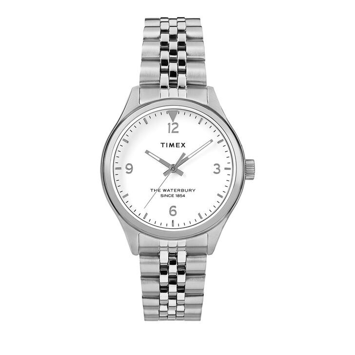 Uhr, Timex, Waterbury Traditional 34mm Silver