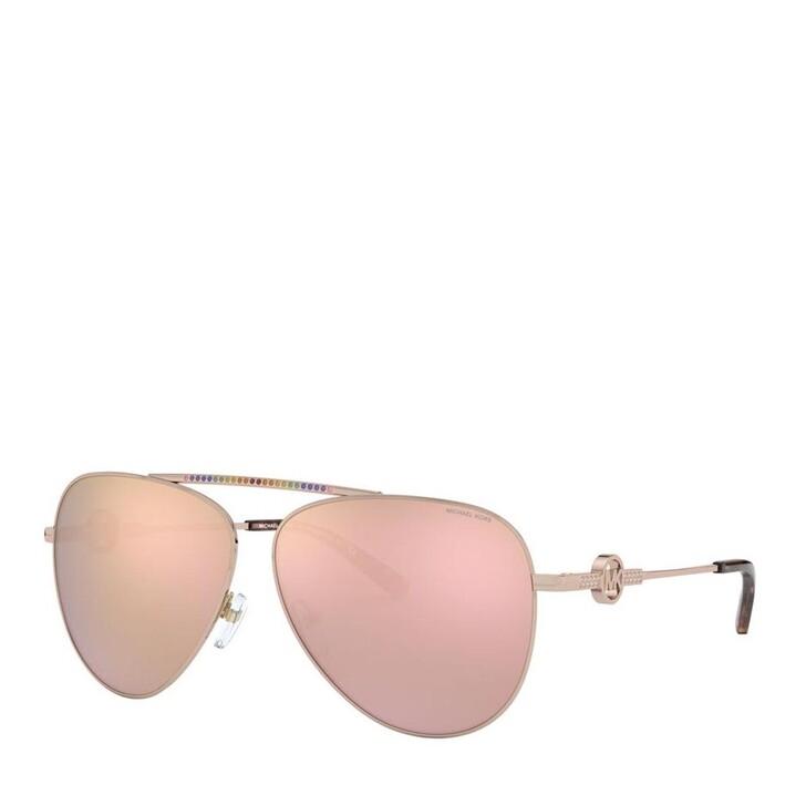 sunglasses, Michael Kors, Women Sunglasses Modern Glamour 0MK1066B Rose Gold