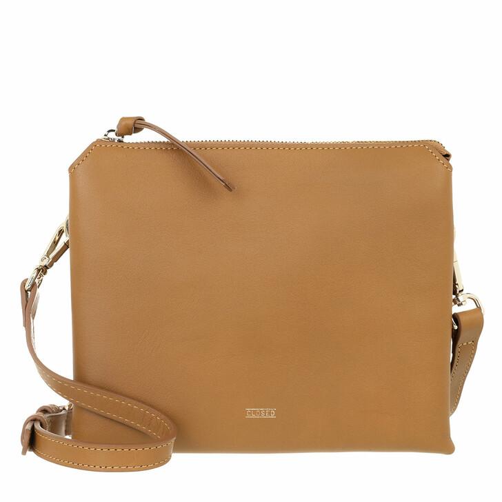 bags, Closed, Nelia Mustard