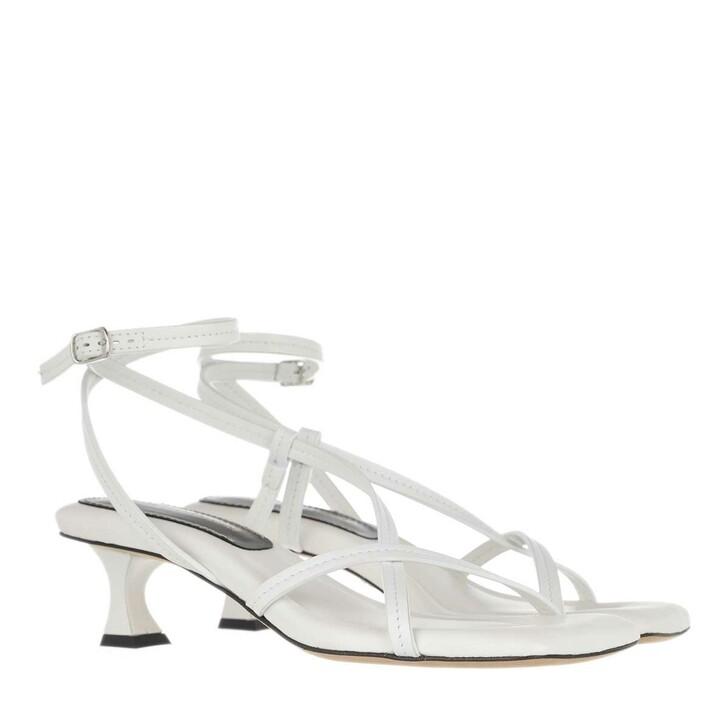 Schuh, Proenza Schouler, Heeled Sandals Bone