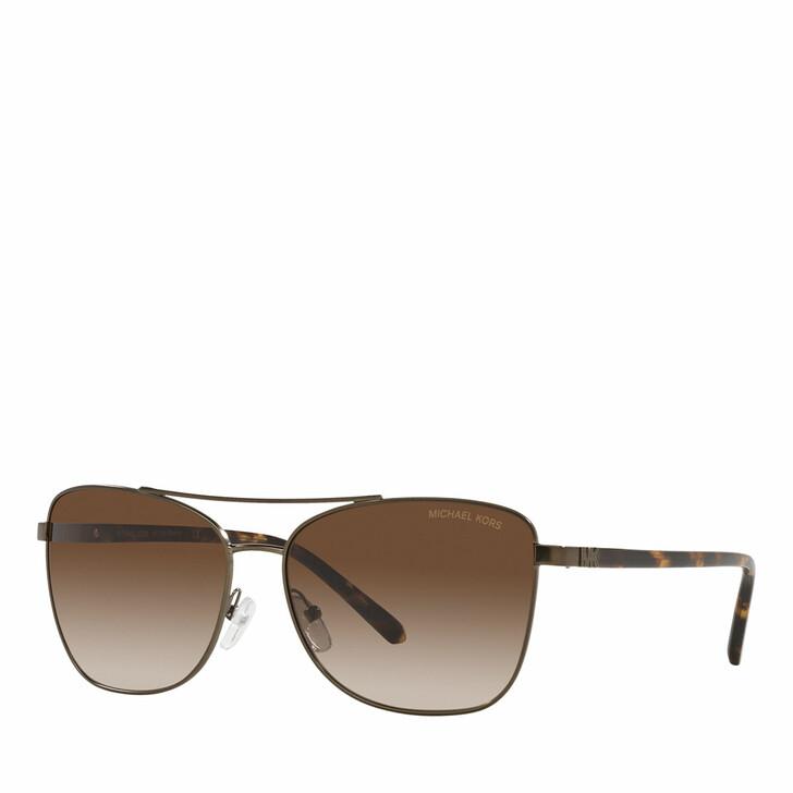 sunglasses, Michael Kors, Woman Sunglasses 0MK1096 Olive