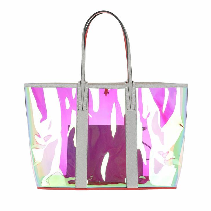 Handtasche, Christian Louboutin, Cabata Tote Bag PVC Ab/Ab