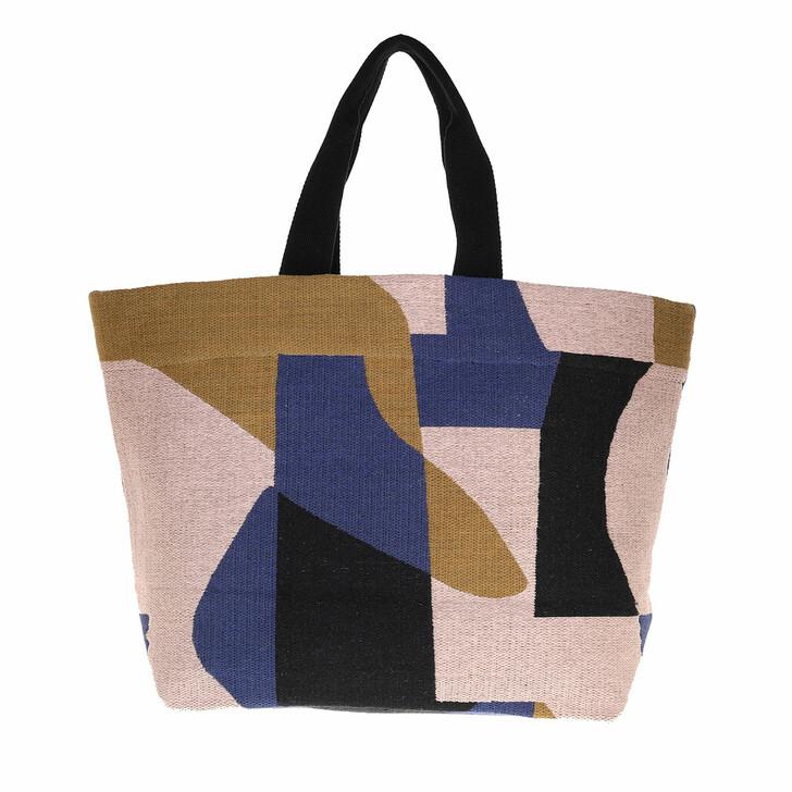 bags, Closed, Tekla Tote Bag Multi Color