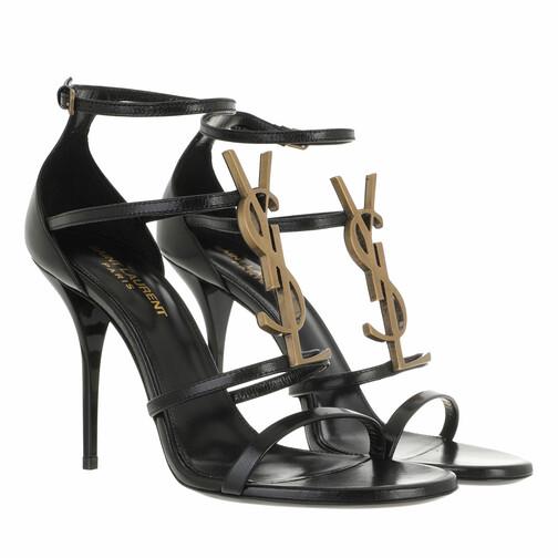 saint laurent -  Pumps & High Heels - Cassandra Pumps Leather - in schwarz - für Damen
