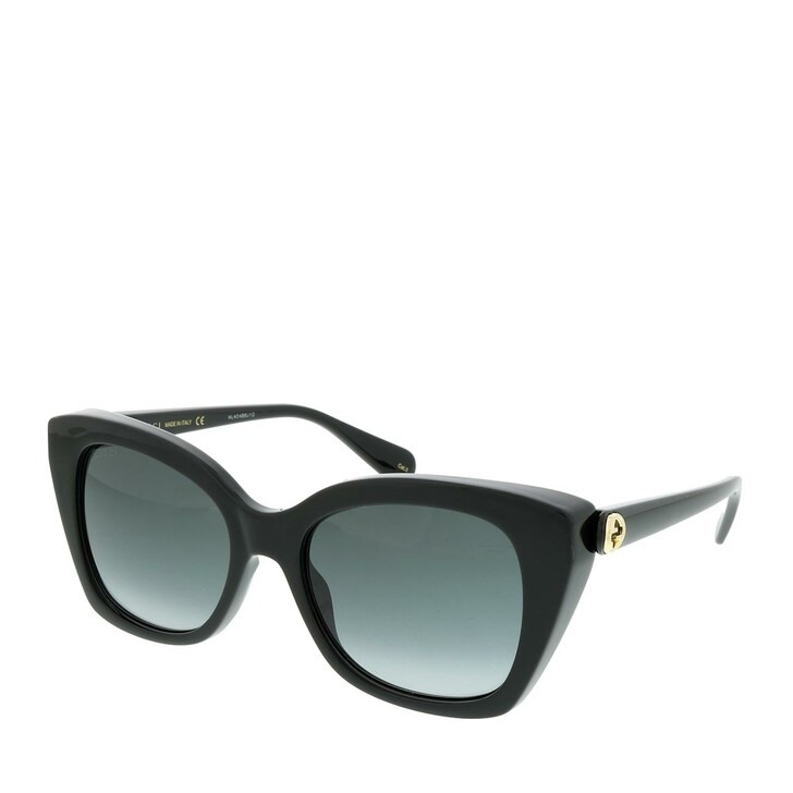 sunglasses, Gucci, GG0921S-001 55 Sunglass WOMAN INJECTION BLACK