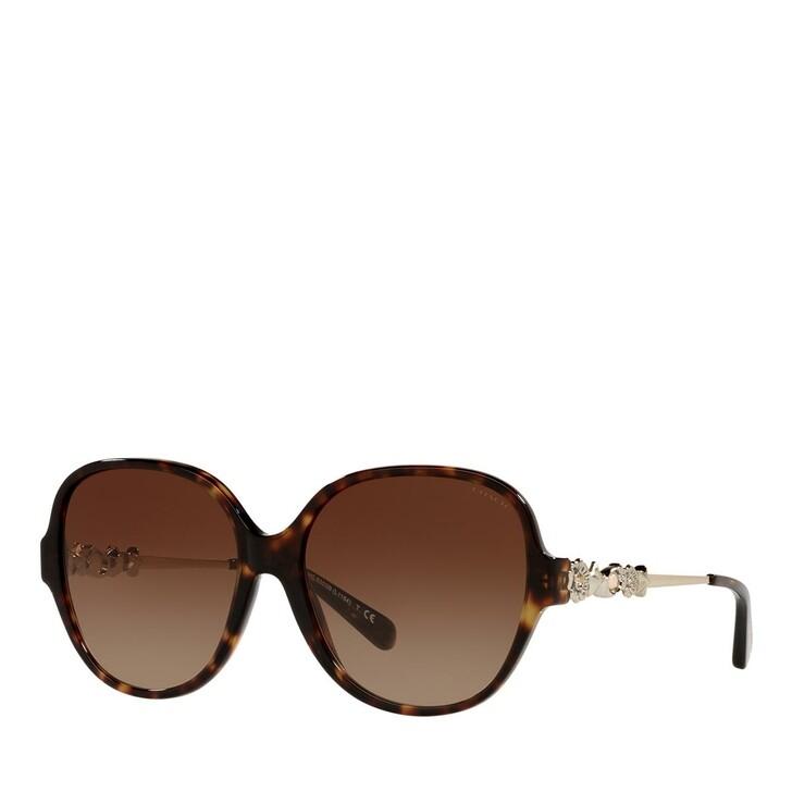 Sonnenbrille, Coach, 0HC8303B Dark Tortoise