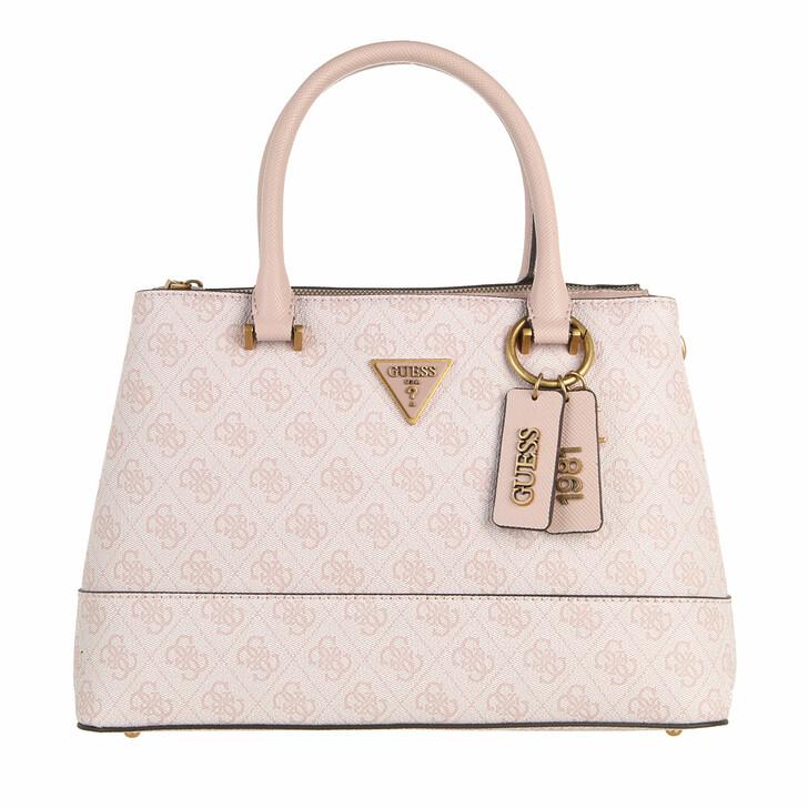 bags, Guess, Cordelia Logo Luxury Satchel Blush  Logo