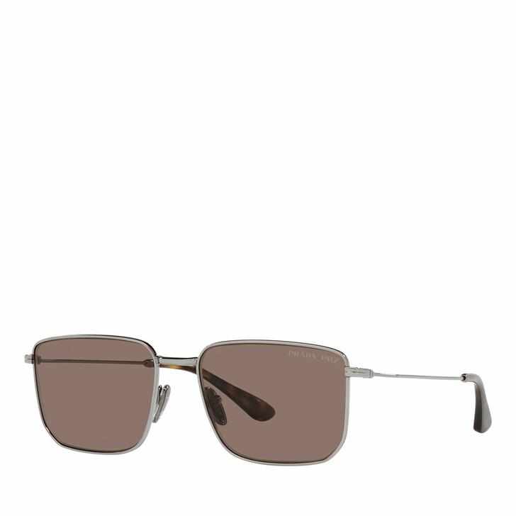 sunglasses, Prada, Man Sunglasses 0PR 52YS Gunmetal