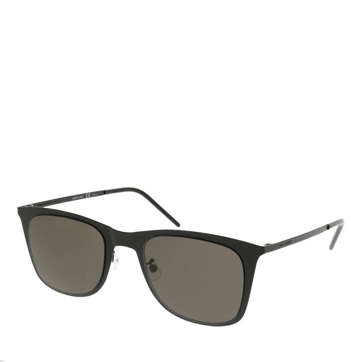 Sonnenbrille, Saint Laurent, SL 51 SLIM METAL-001 51 Sunglass UNISEX BLACK