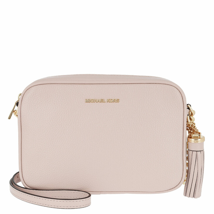 Handtasche, MICHAEL Michael Kors, Medium Camera Bag Soft Pink
