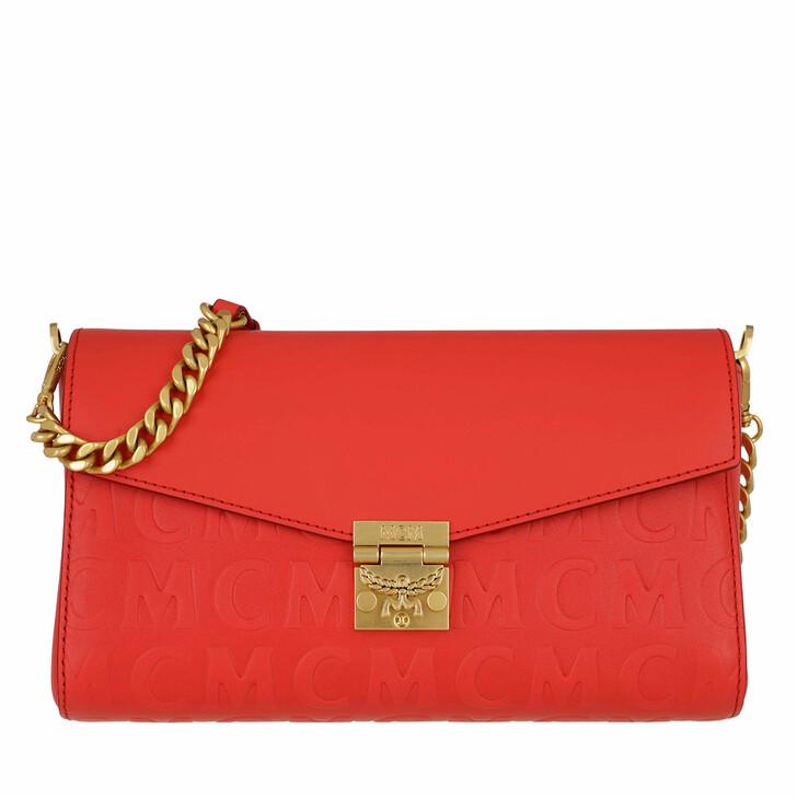 Handtasche, MCM, Me Mini Leather Medium