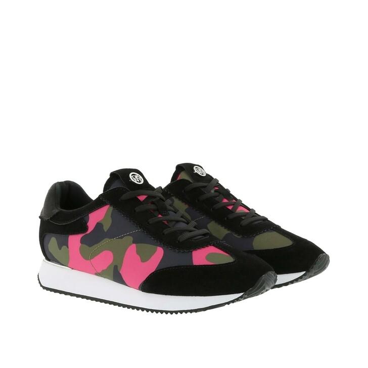 Schuh, DKNY, Arlie Slip On Sneaker Fuchsia/Black