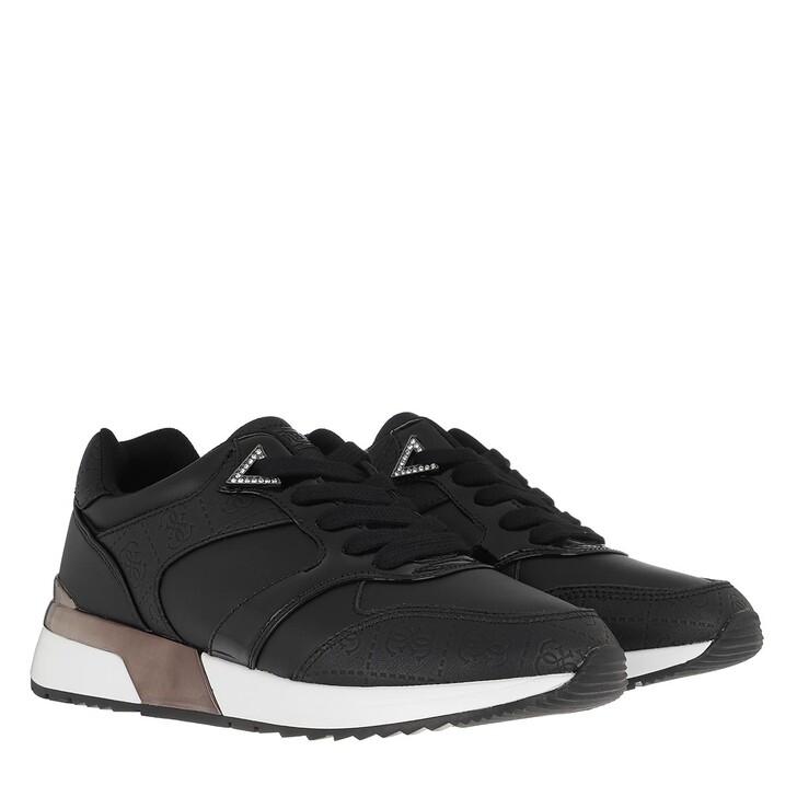 shoes, Guess, Motiv Active Sneaker Black