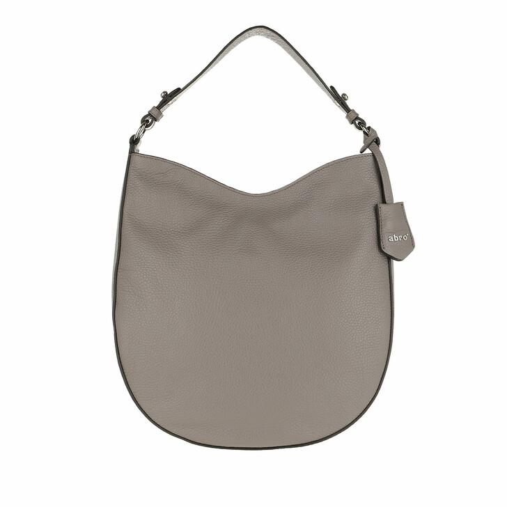 Handtasche, Abro, Bucket Bag Ay Zinc