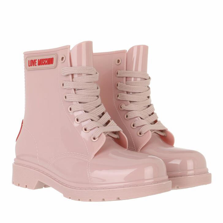 shoes, Love Moschino, St Ttod Marta30 Pvc  Cipria