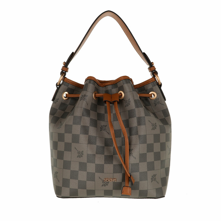 Handtasche, JOOP!, Cortina Piazza Zohara Matchsack Svo Darkgrey