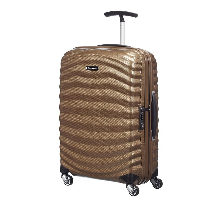 Reisetasche, Samsonite, Lite Shock Travel Bga Beige
