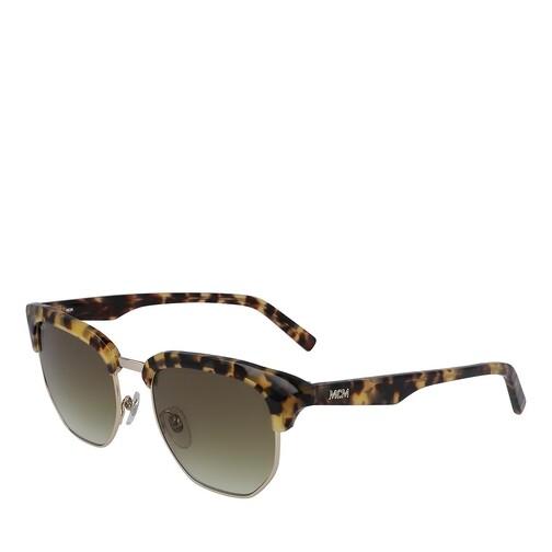 mcm -  Sonnenbrille - 156S - in braun - für Damen