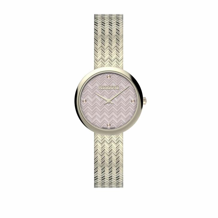 Uhr, Missoni, Watch M1 29 MM (Y1) Champagne