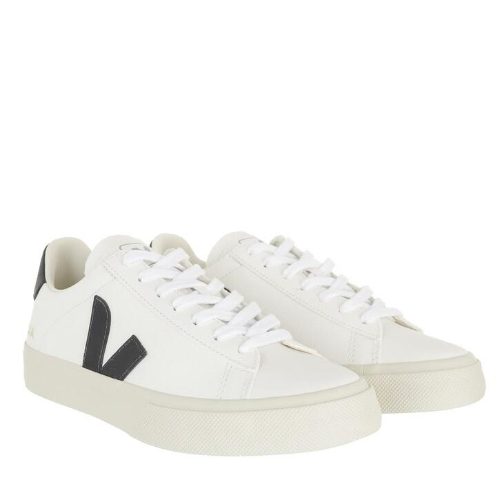 Schuh, Veja, Campo Chromefree Leather White Black