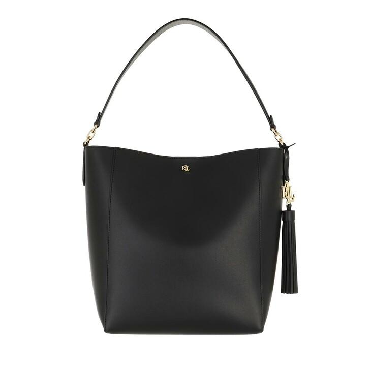 Handtasche, Lauren Ralph Lauren, Adley 25 Shoulder Medium Black