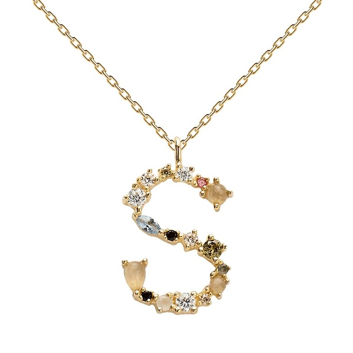 Kette, PDPAOLA, S Necklace Yellow Gold