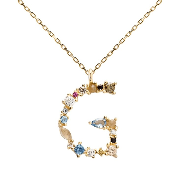 Kette, PDPAOLA, G Necklace Yellow Gold