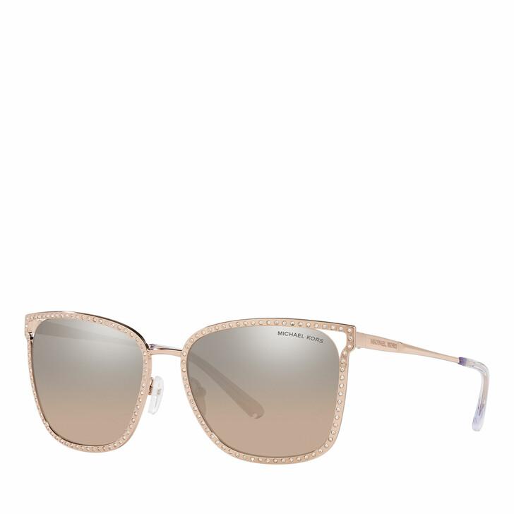 sunglasses, Michael Kors, Woman Sunglasses 0MK1098B Rose Gold