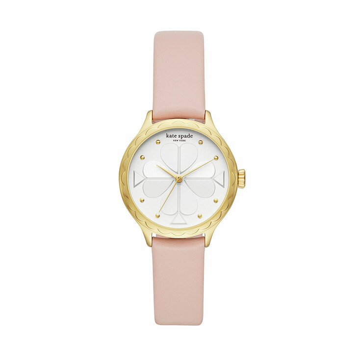Uhr, Kate Spade New York, KSW1537 Rosebank Scallop Watch Gold