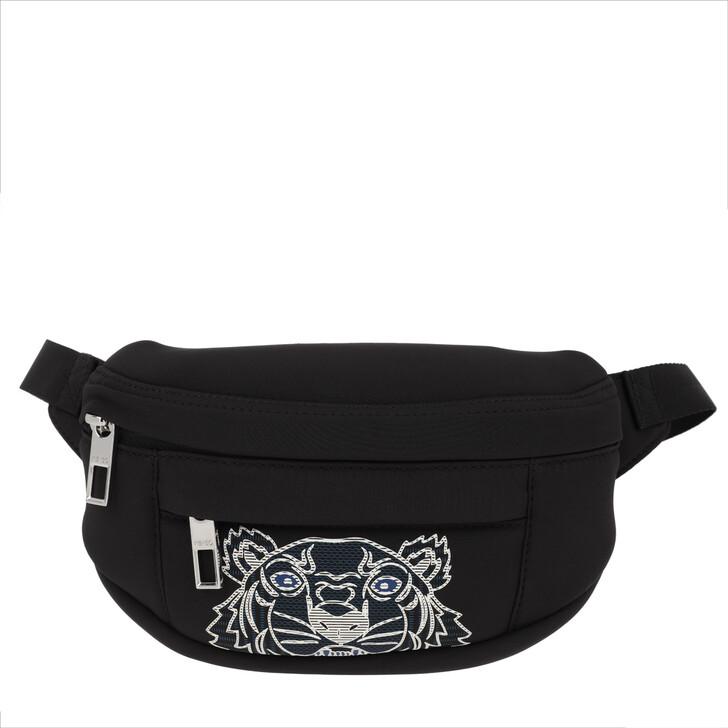 bags, Kenzo, Belt Bag Black