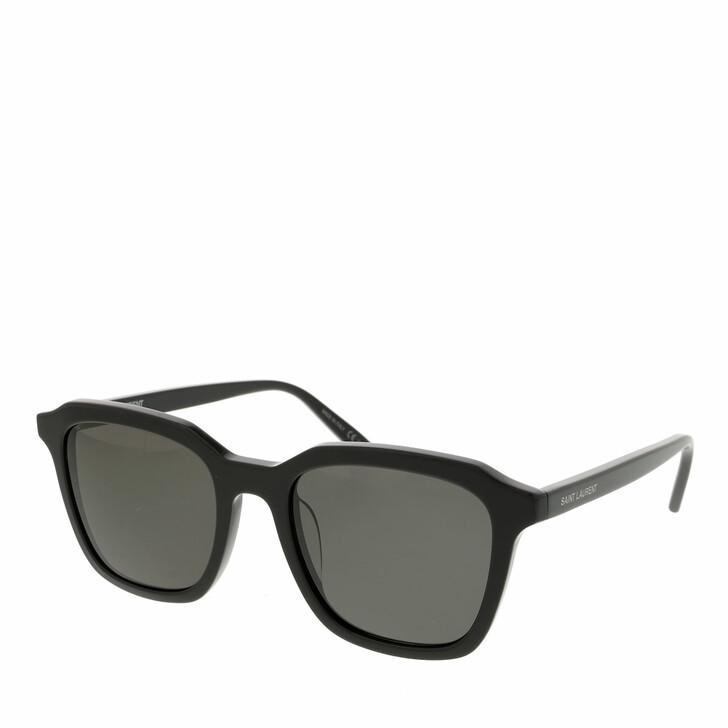 Sonnenbrille, Saint Laurent, SL 457-001 53 Sunglass UNISEX ACETATE BLACK