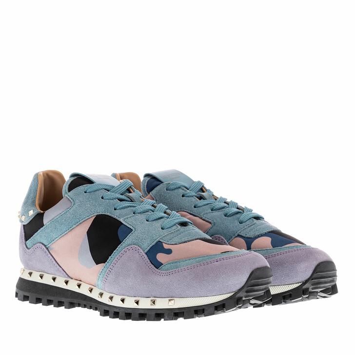Schuh, Valentino Garavani, Rockrunner Sneaker Lilac/Multi