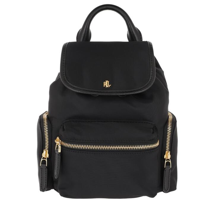 Reisetasche, Lauren Ralph Lauren, Keely Small Backpack Black