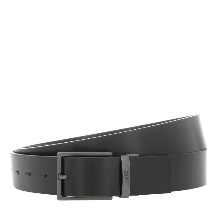belts, Hugo, Ginon Belt Black