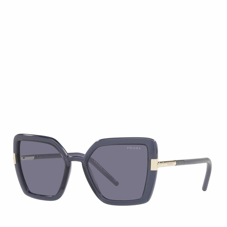 sunglasses, Prada, 0PR 09WS CRYSTAL BLUETTE