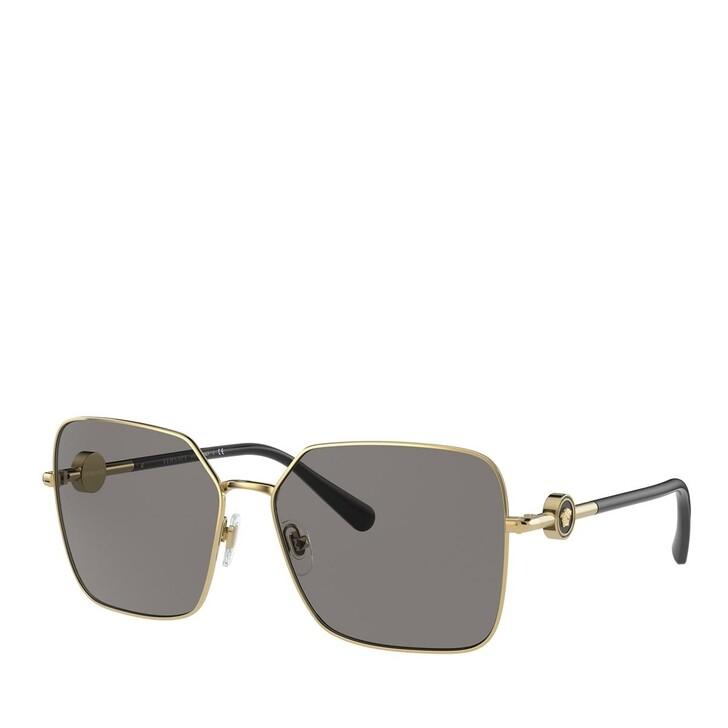 sunglasses, Versace, METALL WOMEN SONNE GOLD