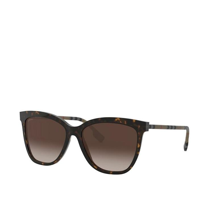 Sonnenbrille, Burberry, Women Sunglasses Classic Reloaded 0BE4308 Dark Havana