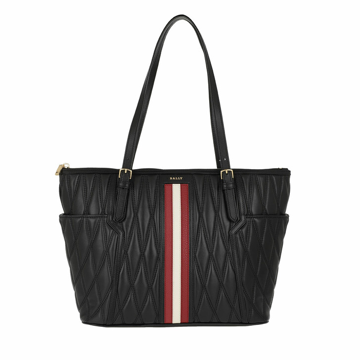 Handtasche, Bally, Damirah Tote Black