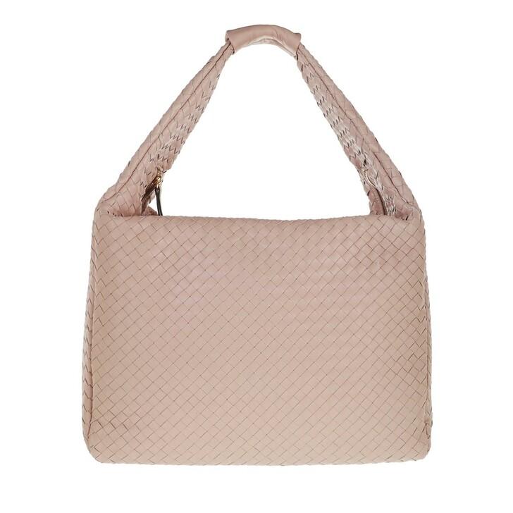 Handtasche, Abro, Large Shoulder Bag Claudia Powder