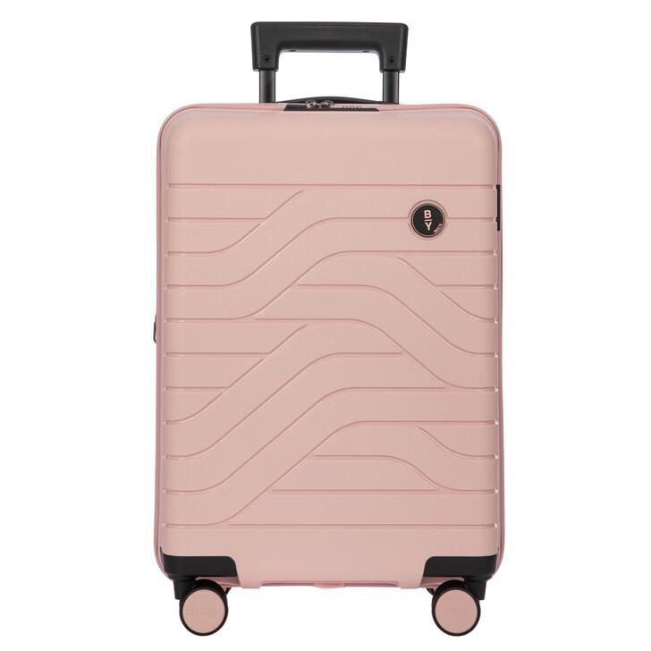 trolleys, Bric's, Ulisse Trolley Pearl Pink